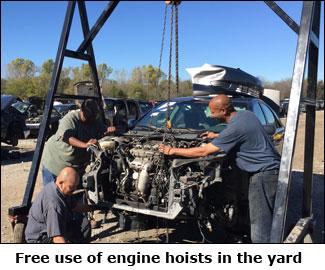 Dannys Auto Parts >> Dannys U Pull Auto Parts Dannys U Pull